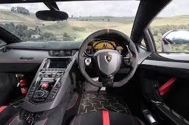lamborghini aventador sv lamborghini aventador superveloce review 2017 autocar