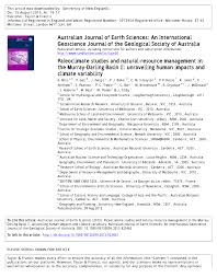 am agement petit bureau paleoclimate studies and resource pdf available