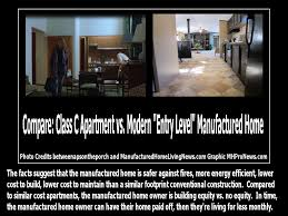 which is best rent vs own manufacturedhomelivingnews com compare interiors class c apartment vs modern manufactured