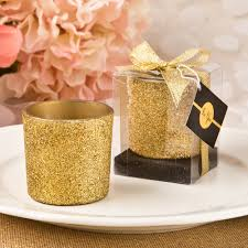 candle party favors glitter candle favors