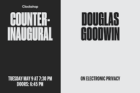 eric limer upcoming events u2013 douglas goodwin u2013 clockshop
