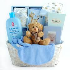 Welcome Home Baby Boy Decorations Air Balloon Baby Shower Gift Basket My Diy Pinterest
