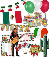 decoration pack mexican packs