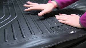 nissan rogue all weather mats review of the husky liners weatherbeater cargo liner on a 2016