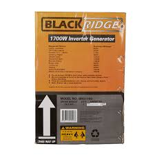 blackridge generator 4 stroke inverter 1700w supercheap auto