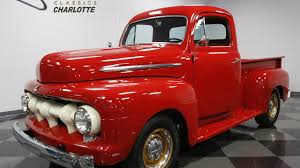 Vintage Ford Truck Specs - 1951 ford f1 classics for sale classics on autotrader