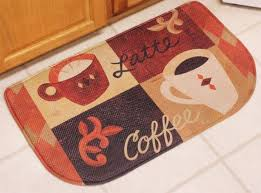 kitchen amusing coffee rugs for kitchen cappuccino kitchen rugs