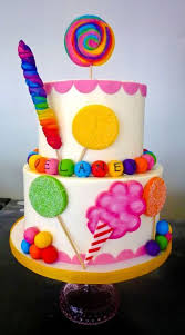 candy sweet shop theme cakes candy birthday cakes birthday