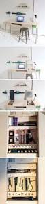 Best Work From Home Desks by Best 25 Homemade Desk Ideas On Pinterest Homemade Home Office