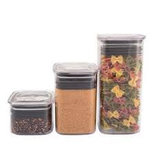 airscape kitchen canister airscape lite kitchen canisters for food storage