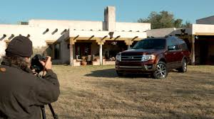 ford expedition king ranch ford unveils 2015 f 150 expedition king ranch models autoevolution