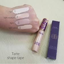 light sand tarte concealer tarte shape tape contour concealer light sand daftar harga terbaru
