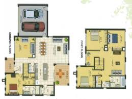 Blueprint House Plans by House Blueprint App Amazing Home Plans With Kitchen In Front Of
