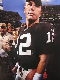 gannon the raider u0027s quarterback rich gannon pride u0026 poise the