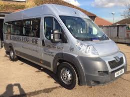 old peugeot van peugeot boxer 435 xlwb 9 seater minibus 2011 11 welfare pco in