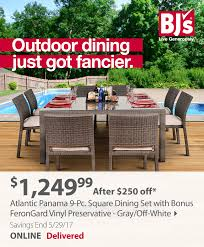 Bjs Patio Furniture Sets - bjs wholesale club save on outdoor furniture swing sets and more