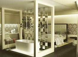 glass partition wall design ideas and room dividers separating