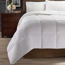hotel style light warmth down alternative comforter walmart com