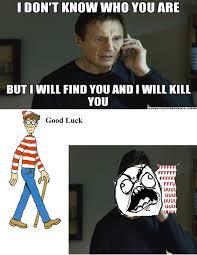 Waldo Meme - waldo rage comic by chl99 on deviantart