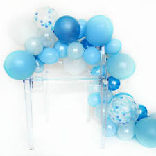 balloon garland diy balloon garland kit oceana one stylish party