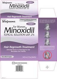 should i use monoxidil for hair loss