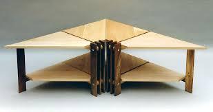 Triangular Coffee Table Triangle Coffee Table Coffee Tables Large Triangle Coffee Table