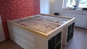 Ikea Tarva Bed Hack Ikea Platform Bed Frame Full Size Of Bed Framesbed With Drawers