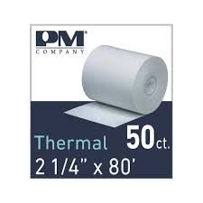 paper rolls costco pm co thermal receipt roll 2 1 4 inch x 80 feet sign in for price
