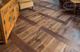 rustic walnut flooring pattern by cadorin wood flooring