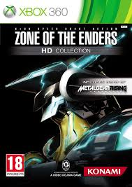 zone of the enders hd collection xbox 360 amazon co uk pc