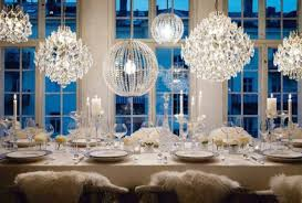 New Year S Eve Dinner Decoration by Decorations For The New Year U0027s Eve Table Hum Ideas