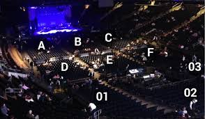 madison square garden concert seating chart u0026 interactive map