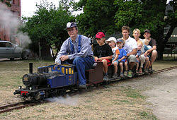 Backyard Trains You Can Ride For Sale by Live Steam Wikipedia