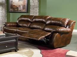 furnitures leather reclining sofa set awesome morrell leather