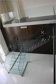 escalier garde corps verre escalier suspendu de design moderne en 55 exemples supers