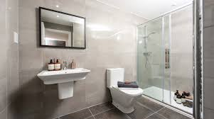 show homes interiors show homes bathrooms the bathroom is ided into three parts