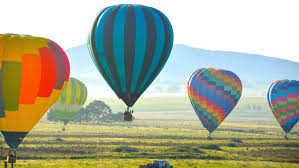 Seeking Balloon Cast Four Passengers Hospitalised After Air Balloon Crash Near