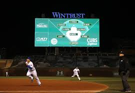 Wrigley Field Bathroom Cubs Apologize For Long Bathroom Waits Will Install Portable