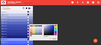 top 10 cool material design color palette generator designslayer