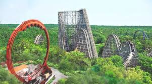 Biggest Six Flags Six Flags To Build New Jersey U0027s Largest Solar Farm And Become