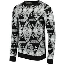 raiders light up christmas sweater oakland raiders ugly sweaters light up sweaters holiday christmas