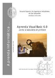 aprenda visual basic 6 como si estuviera en primero aprendergratis u2026