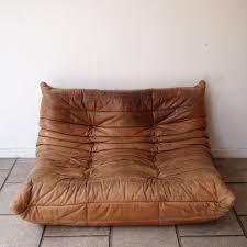 canapé cuir ligne roset michel ducaroy ligne roset canapé 2 places modèle togo dessiné