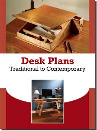 Secretary Desk Plans Woodworking Free by How To Build A Desk A Free Ebook Popular Woodworking Magazine