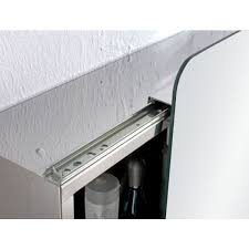 Sliding Bathroom Mirror Mirrored Bathroom Cabinet Sliding Doors Www Allaboutyouth Net