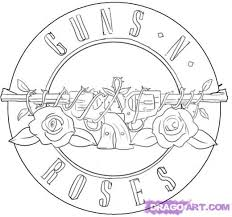 gallery images guns and roses tattoos designs