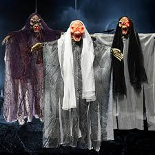 haunted house halloween decorations online get cheap chinese ghost aliexpress com alibaba group