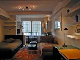 Modern Studio Apartment Design Layouts With Ideas Inspiration - Modern studio apartment design