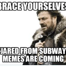 Subway Memes - 25 best memes about jared from subway jared from subway memes