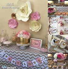 baby shower arrangements for table paper flower baby shower decor paperflora